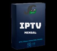 Planos IPTV Mensal