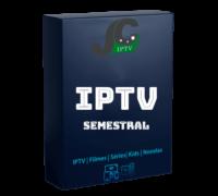 Planos IPTV Semestral