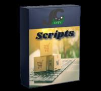 Script Sites IPTV e Web Player